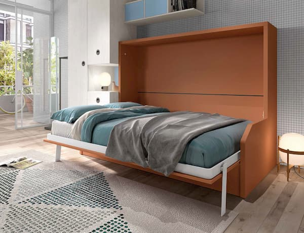 Cama abatible 02 - 1