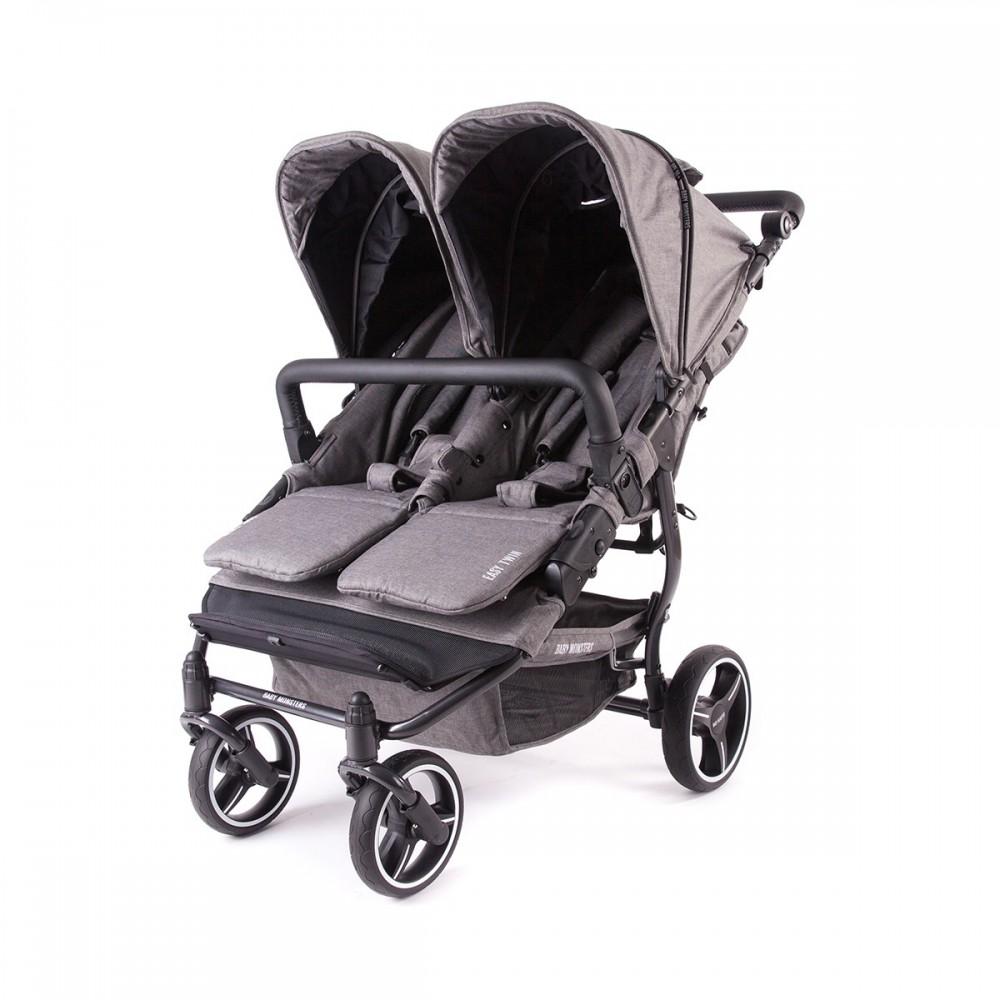 Silla gemelar BabyMonsters Easy Twin Special Edition