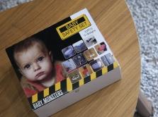 Set seguridad BabyMonsters