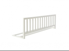 Barrera madera para cama
